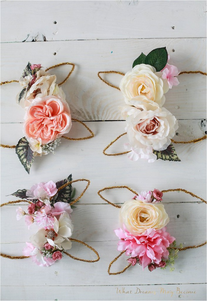 Easter Shananigans. { Naturally dyed eggs & floral crown bunny ears }