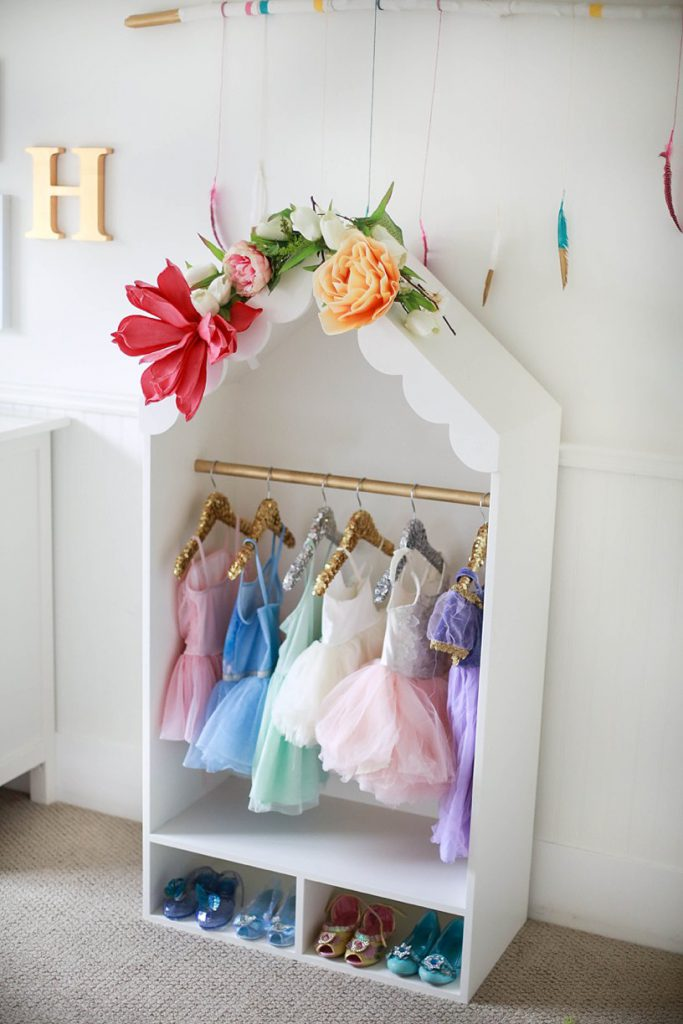 Beau Dress Up Wardrobe